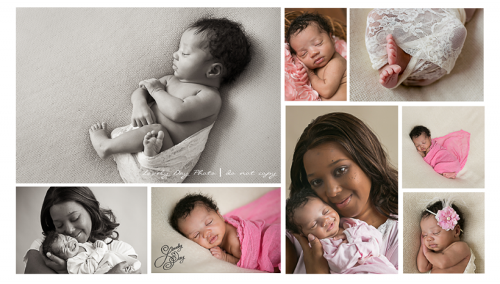 Buffalo newborn photography